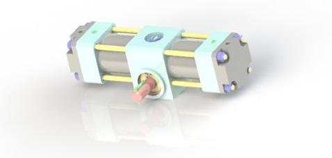 Tutoriel SolidWorks. Réaliser un vérin rotatif