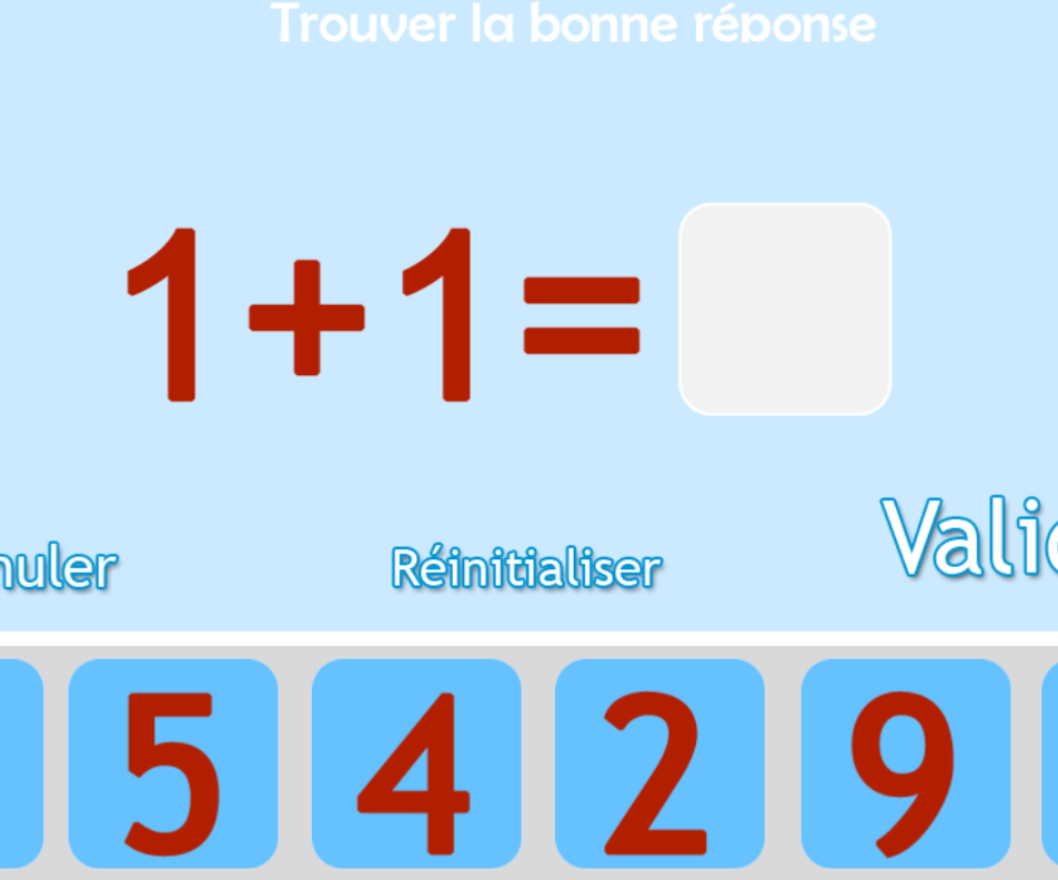Fiches d'Exercices d'Addition CP CE1 - Tests & Jeux ...