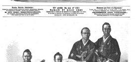 L'ILLUSTRATION JOURNAL UNIVERSEL N°1261. 1867 Exposition universelle de 1867 : l'orchestre du café tunisien; costumes suédois et norvégiens