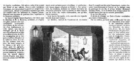 Gravures, eau forte et illustrations sur l'Egypte au 19èmes siècles