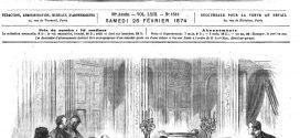 L'illustration journal universel n° 1618. Fêtes de Saint-Pétersbourg : les montagnes russes 1874