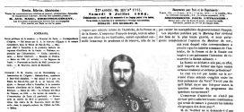 L'illustration journal universel n° 1115. L'insurrection de Tunis  1864
