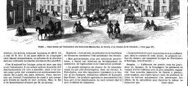 L'illustration journal universel n° 1417. 23 avril 1870. La prison de la Santé (4 gravures). Dessins et gravures du 19ème siècle