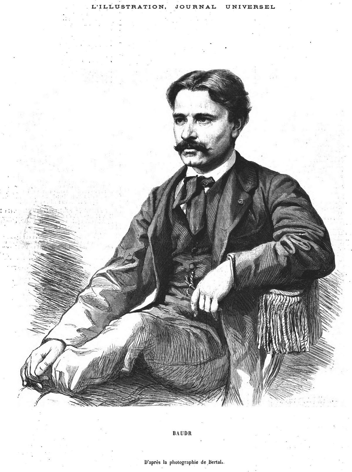 Baudry. Gravures 1874