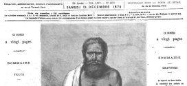 L'illustration journal universel n° 1659 – 12 décembre 1874 – La mortalité des enfants en bas âge