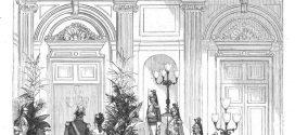 L'illustration journal universel n° 1704. Travaux de démolition entrepris pour dégager les abords de la cathédrale de Milan ; 1875