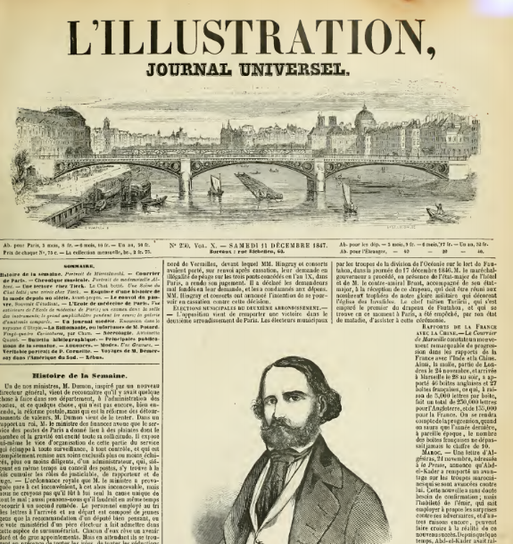 LE 3 DECEMBRE 1847, LE TRIBUNAL CRIMINEL DE BERLIN, REND SON JUGEMENT AUX ACCUSES ACCUSES DE LA REVOLUTION DE POLOGNE