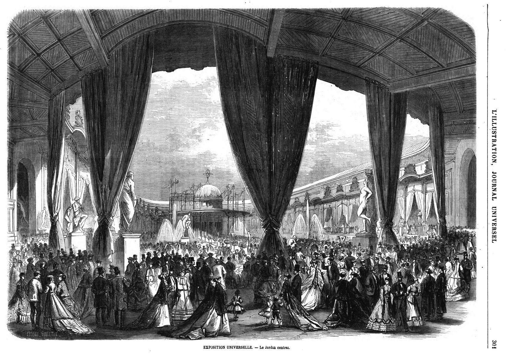 EXP0SITI0N UNIVERSELLE 1867