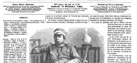 L'illustration journal universel n° 1138 – Insurrection d'Algérie 1864