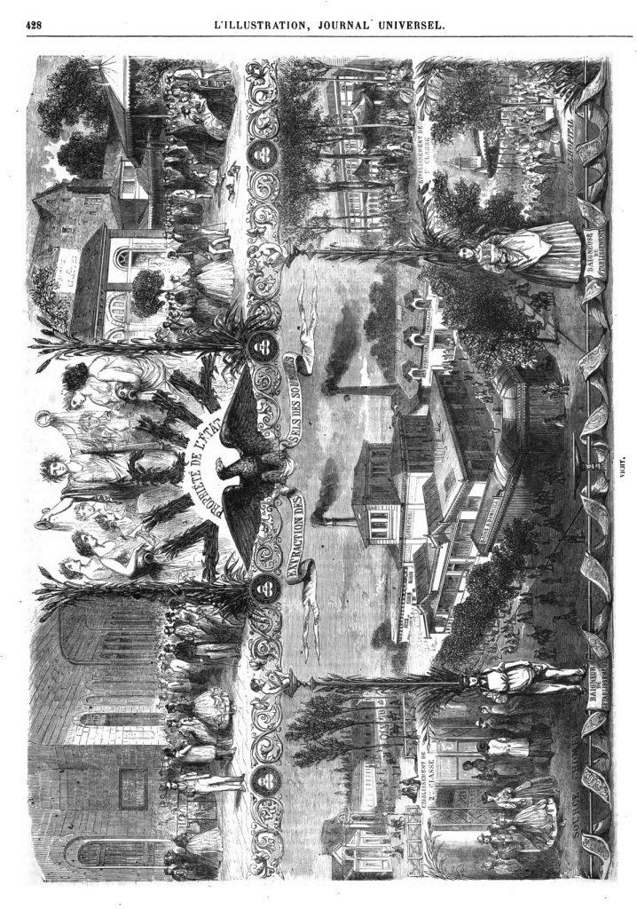 Établissement thermal de Vichy.