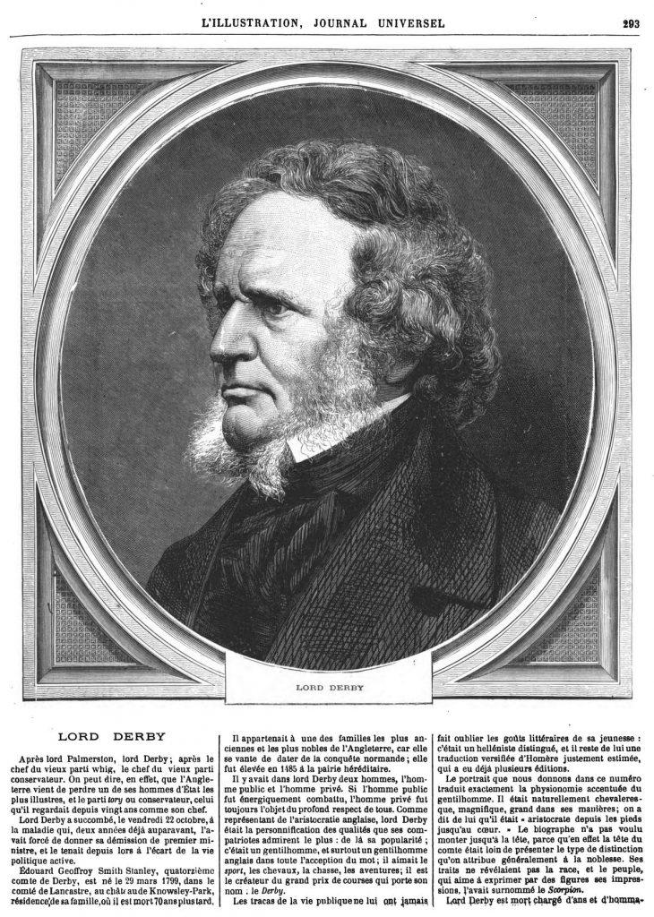 LORD DE REY 1869