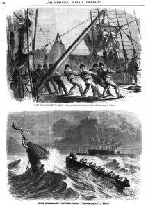 Le Câble transatlantique français 1869