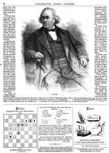 F. BULLIER Portrtait