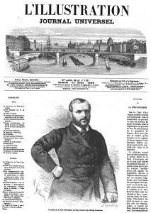 Le prince de la Tour-d'Auvergne, nouveau ministre des affaires étrangères.