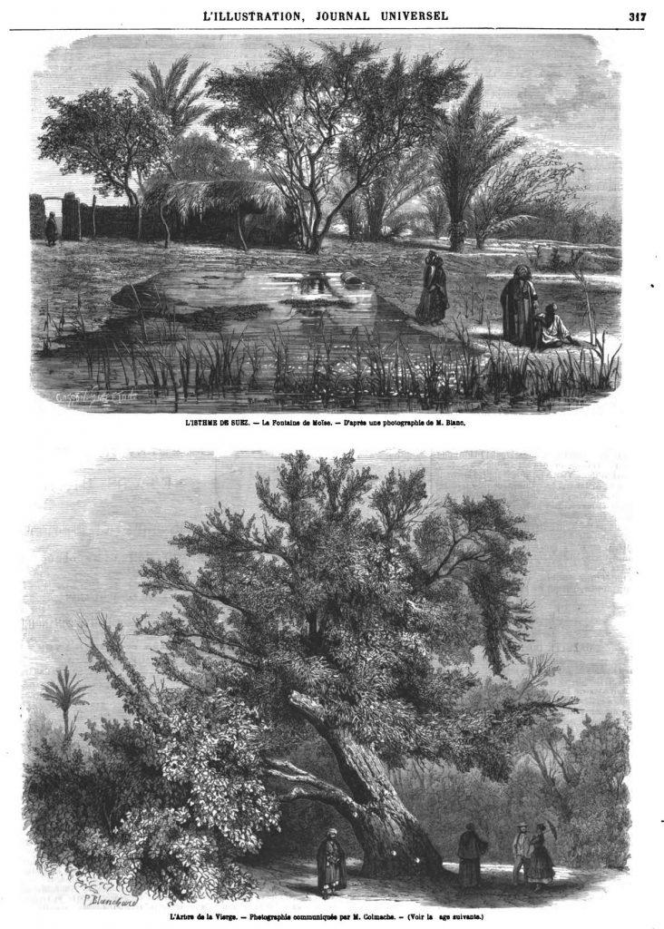 L'Isthme de Suez 1869