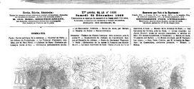 L'ILLUSTRATION JOURNAL UNIVERSEL N° 1400. 23 décembre 1869.