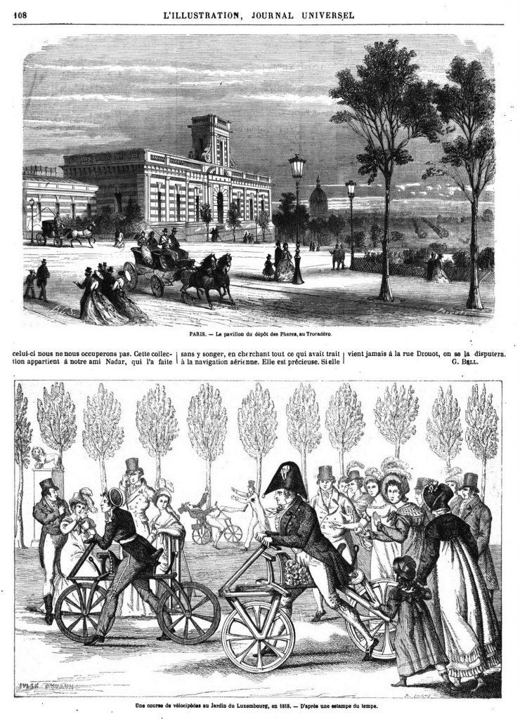 V locip de au 19 me si cle images dessins gravures for Jardin 19eme siecle