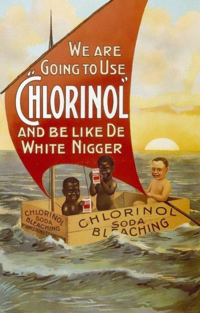 Chlorinol (Le soda qui lave plus blanc que blanc...)