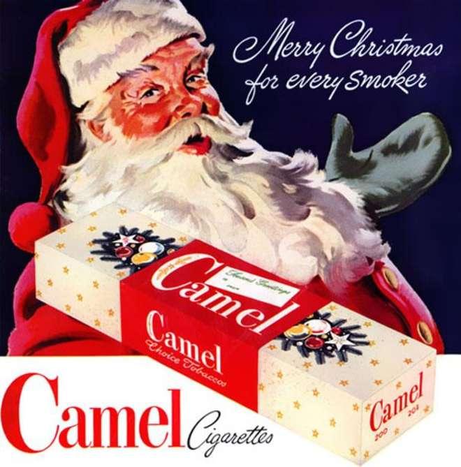 Joyeux Noël à tous les fumeurs