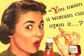 """Publicités """"vintages"""" qui ne passeraient peut-être plus aujourd'hui. A vous de juger!"""