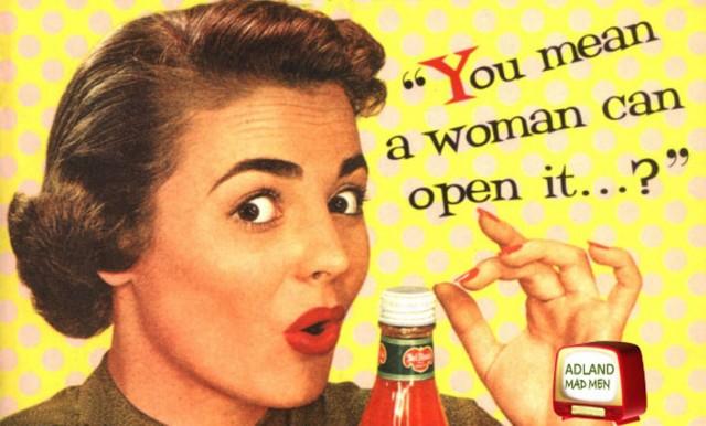 Même une femme peut l'ouvrir ?