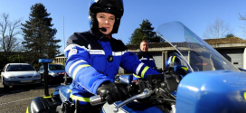 Devenez gendarme motocycliste! Concours fonction Publique d'Etat