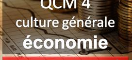 QCM Sciences économiques et sociales. QCM pour réviser quelques notions d'économie