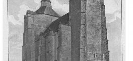 Dessins, gravures, eau forte d'églises, abbayes et cloitres de France