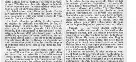 Fonte d'acier – Acier coulé – 265