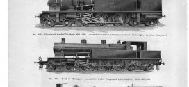 Locomotives et Wagons avant 1920