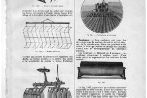 Machines agricoles avant 1920