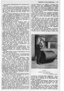 Encyclopédie pratique de mécanique et d'électricité Quillet de 1924